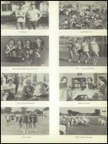 1957 Boling High School Yearbook Page 100 & 101
