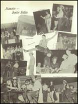 1957 Boling High School Yearbook Page 102 & 103