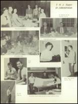 1957 Boling High School Yearbook Page 104 & 105