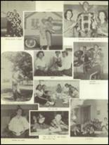 1957 Boling High School Yearbook Page 106 & 107