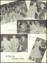 1957 Boling High School Yearbook Page 108 & 109