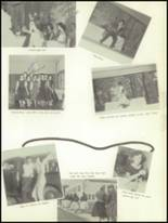 1957 Boling High School Yearbook Page 112 & 113