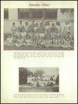 1957 Boling High School Yearbook Page 118 & 119