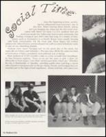 1996 Churchill County High School Yearbook Page 20 & 21