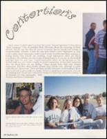 1996 Churchill County High School Yearbook Page 24 & 25