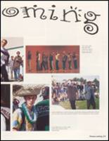 1996 Churchill County High School Yearbook Page 26 & 27