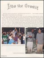 1996 Churchill County High School Yearbook Page 28 & 29