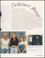 1996 Churchill County High School Yearbook Page 32 & 33