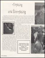 1996 Churchill County High School Yearbook Page 50 & 51