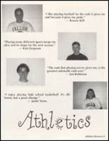 1996 Churchill County High School Yearbook Page 60 & 61