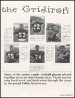 1996 Churchill County High School Yearbook Page 64 & 65