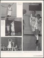 1996 Churchill County High School Yearbook Page 98 & 99