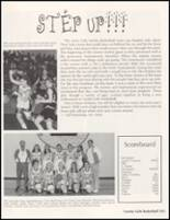 1996 Churchill County High School Yearbook Page 100 & 101