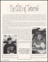1996 Churchill County High School Yearbook Page 122 & 123