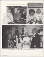 1996 Churchill County High School Yearbook Page 124 & 125