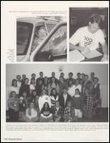 1996 Churchill County High School Yearbook Page 128 & 129