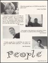 1996 Churchill County High School Yearbook Page 138 & 139