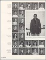 1996 Churchill County High School Yearbook Page 152 & 153