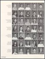 1996 Churchill County High School Yearbook Page 154 & 155