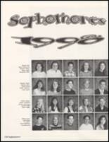 1996 Churchill County High School Yearbook Page 158 & 159