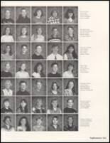1996 Churchill County High School Yearbook Page 164 & 165