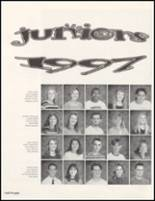 1996 Churchill County High School Yearbook Page 168 & 169
