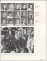 1996 Churchill County High School Yearbook Page 170 & 171