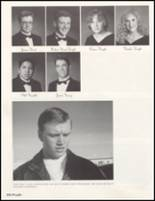 1996 Churchill County High School Yearbook Page 206 & 207