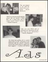 1996 Churchill County High School Yearbook Page 208 & 209