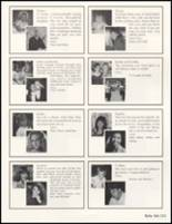 1996 Churchill County High School Yearbook Page 232 & 233