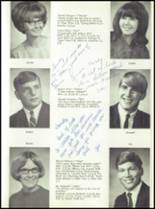 1968 Dows High School Yearbook Page 10 & 11