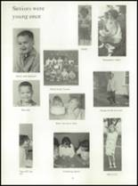 1968 Dows High School Yearbook Page 16 & 17