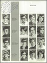 1968 Dows High School Yearbook Page 18 & 19