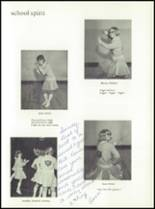 1968 Dows High School Yearbook Page 26 & 27
