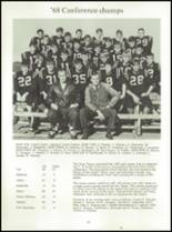 1968 Dows High School Yearbook Page 28 & 29