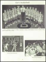 1968 Dows High School Yearbook Page 30 & 31