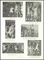 1968 Dows High School Yearbook Page 32 & 33