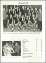 1968 Dows High School Yearbook Page 34 & 35