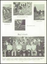 1968 Dows High School Yearbook Page 36 & 37