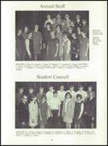 1968 Dows High School Yearbook Page 38 & 39