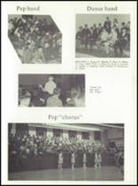 1968 Dows High School Yearbook Page 42 & 43