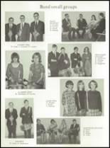 1968 Dows High School Yearbook Page 44 & 45