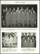 1968 Dows High School Yearbook Page 46 & 47
