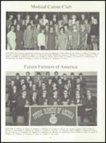 1968 Dows High School Yearbook Page 48 & 49