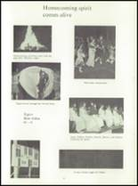 1968 Dows High School Yearbook Page 54 & 55