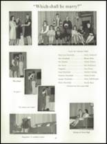 1968 Dows High School Yearbook Page 56 & 57