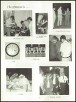 1968 Dows High School Yearbook Page 60 & 61