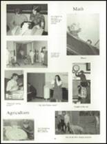 1968 Dows High School Yearbook Page 64 & 65