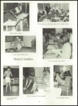 1968 Dows High School Yearbook Page 66 & 67