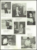 1968 Dows High School Yearbook Page 72 & 73
